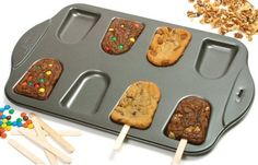 Norpro Cake-sicle Pan; what a super-cute idea for kiddos!