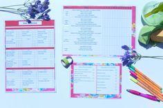 Pourquoi mon système d'organisation ne fonctionne plus (et mes solutions pour y remédier) + fiches imprimables - Mon carnet déco, diy, organisation du quotidien, décoration et aménagement de notre intérieur.