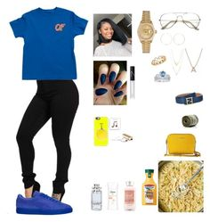 """""""Saturday 1/7/16 going over bestfriend house 💙🤙🏽++"""" by aleciadowdemll ❤ liked on Polyvore featuring beauty, Bony Levy, Rolex, Anita Ko, NARS Cosmetics, ZeroUV, Casetify, MICHAEL Michael Kors, Ross-Simons and Cartier"""