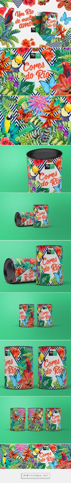 Colors of Rio ‪#‎Soap‬ ‪#‎packaging‬ designed by Up Design - http://www.packagingoftheworld.com/2015/05/colors-of-rio-soap.html