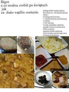 Gotuj z Kaśką: Bigos bez tłuszczu