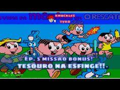 EP5. Itens Bonus! Cebolinha - Turma da Monica O resgate | Blog Viiish Ch...