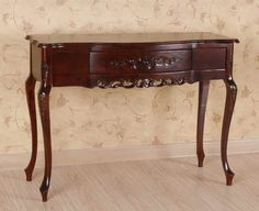 Amazon.com: International Caravan Windsor Console Table in Walnut: 16 x 39 x 32 inches $200
