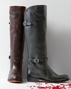 Frye Dorado Riding Boots #garnethill