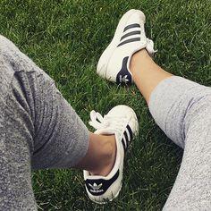 #dearself #keepgoing #adidas  #shoegame #shoeobsession #shoeaddict #sotd #superstar