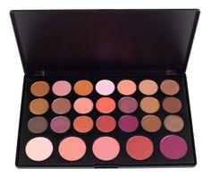 ABH Modern Renaissance Palette Drugstore Dupe:  Coastal Scents 26 Eyeshadow & Blush Palette