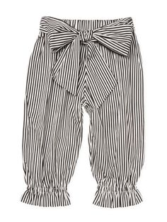Pirate Cotton Pants by CARBON SOLDIER at Gilt