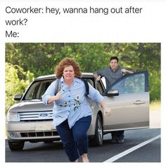 #workhours #coworkers #weekendvibes #melissamccarthy #workmemes #career #funnymemes Funny Drunk Memes, Funny Work Jokes, Super Funny Memes, Funny Jokes To Tell, Funny Mom Quotes, Work Memes, Funny Humor, Work Quotes, Hilarious