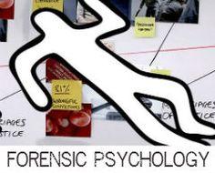 Forensic Psychology customised writing