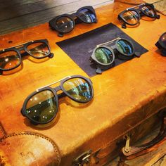 Saturnino Eyewear exclusive by FrankLo