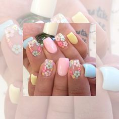66 Best Easter Nails! View them all right here -> | http://www.nailmypolish.com/easter-nails/ | @nailmypolish