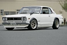 "1972 Nissan Skyline ""GT-R"""