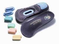 Barefoot Science Multi-Purpose Insole, 3/4 Extra Small, Pair by Barefoot Science. $46.39. Barefoot Science provides the safe and natural neuromuscular stimulation required for optimal foot dynamics in response to increased activity levels, regardless of activity. Effectively improves blood circulation in the foot area and reduces the risk of calluses appearing. The Barefoot Science patented arch activation foot strengthening insole system is designed to gently wor...