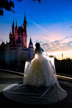 Fall in love with this whimsical Disney's Fairy Tale Wedding inspired by all things girly