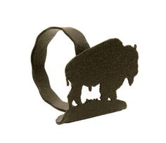 Buffalo NAPKIN RING ** Click image to review more details.