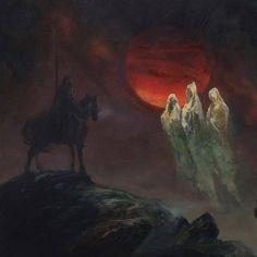 Art by Adam Burke - AdamBurke - darkart - fantasy Gothic Horror, Arte Horror, Gothic Art, Horror Art, Dark Fantasy Art, Dark Art, High Fantasy, Arte Obscura, Creepy Art