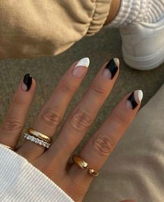 Nail Design Stiletto, Nail Design Glitter, Aycrlic Nails, Swag Nails, Hair And Nails, Stylish Nails, Trendy Nails, Nagellack Design, Best Acrylic Nails