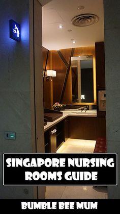 Singapore Nursing Rooms Guide - Bumble Bee Mum