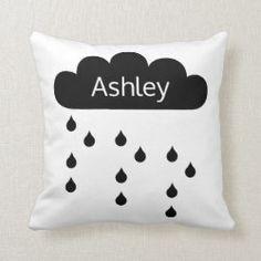 Shop rainy day minimalist throw pillow created by BeautifulAndFree. Minimalist Bedroom Small, The Orator, Kids Bedroom, Bedroom Decor, Home Decor Store, Custom Pillows, Home Decor Inspiration, Thank You Cards