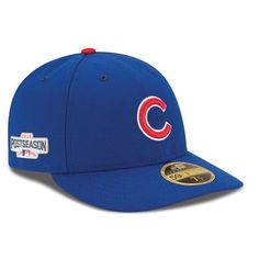 Men s New Era Royal Chicago Cubs 2016 Postseason Side Patch Low Profile  59FIFTY Fitted Hat. Chicago Cubs World SeriesChicago ... d04d7a4afd4d