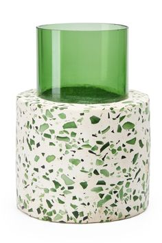 Trending Terrazzo by Bottle-Up Made from Recycled Glass | Yellowtrace