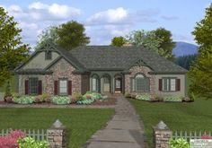 The Cedarbrook House Plan - 8461  Would look great on Lot 107 in Crossroads farm  in Harrisonburg VA