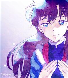 Ran - Detective Conan.