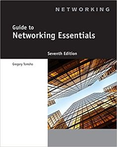 Information technology project management 8th edition solutions guide to networking essentials 7th edition by greg tomsho pdf ebook https fandeluxe Gallery
