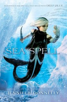 At the end of Dark Tide , Book 3 in the Waterfire Saga, Astrid leaves her mermaid friends to confront her ancestor, Orfeo, the evil force behind the rise of the monster Abbadon. Orfeo possesses one of the six talismans that the merls need in order to keep the monster locked up forever. But without the ability to songcast, how will Astrid be able to defeat the most powerful mage in history? 6/14