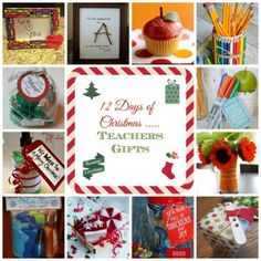 12 Days of Christmas – Teacher Gift Ideas My great friend Donna from Donna's Deals & More have searched high and low to come up with some of the greatest Teacher Gifts Ideas.  We tried to keep them frugal, easy & adorable.  Have a look!  And yes, this is the start of 12 days of...  Read more »