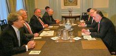 Grupo de Minsk llega a Ereván para discutir proceso de paz Karabaj