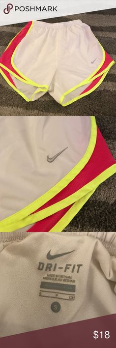 Nice Nike shorts These are very nice shorts that are brightly colored Nike Shorts