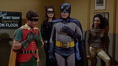 A Visual Guide to All 37 Villains in the Batman TV Series Batman Show, First Batman, Batman Tv Series, Lego Batman, John Astin, Glynis Johns, Barbara Rush, Villain Names, Green Tights
