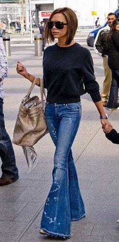 Магазины в москве где можно купить джинсы викторич бекхем