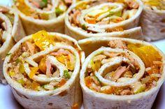 Ρολάκια με τόνο Αλοννήσου Fresh Rolls, Cabbage, Tacos, Vegetables, Ethnic Recipes, Food, Essen, Cabbages, Vegetable Recipes