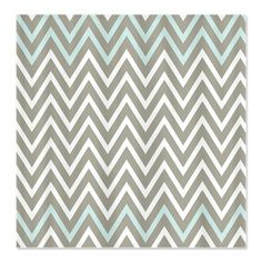 A fun pattern.  And the chevron never goes out of style.  Just got a similar one for Dylan's crib.