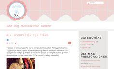 www.latirita.es - blog dedicado a diseño gráfico, handmade, craft y todo lo que me inspira! Prox. tienda online