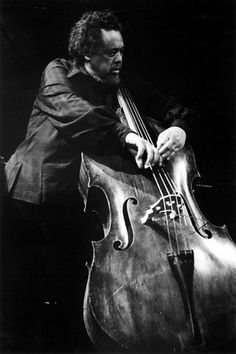 Charles Mingus a highly-influential American jazz double bassist, composer, bandleader, and civil rights activist. Jazz Artists, Jazz Musicians, Music Artists, Free Jazz, Music Is Life, My Music, Reggae Music, Francis Wolff, Charles Mingus