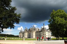 Chateau Chambord Loire Valley France