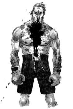 Boxer, Sam Bosma's Portfolio