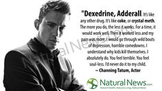 Dexedrine, Adderall. It�s like any other drug�.