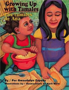 Los Tamales de Ana This was a great book to share with my children. We all enjoyed it.
