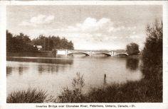 ~ 1900 ~ Peterborough Ontario, Rice Lake, Local History, Random Stuff, Canada, Places, Vintage, Random Things, Vintage Comics