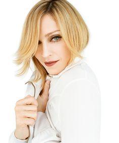 Madonna H&M Portrait Advertising Fashion