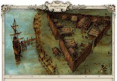 Jamestown, the first permanent English settlement, was founded in 1607.    2.      People came to America for religious freedom and profit from trade.