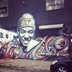 #brooklyn #graffiti #streetart