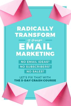Looking for an easier way to create (and stick to) an email marketing plan? If the idea of putting in place an email marketing strategy for your business sounds complicated, this free challenge will help! You'll discover the right strategy to nail y Email Marketing Design, Email Marketing Strategy, Marketing Digital, Business Marketing, Online Marketing, Content Marketing, Marketing Ideas, Business Tips, Online Business
