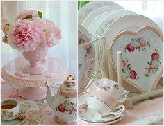 Aiken House & Gardens: Romantic Pinks