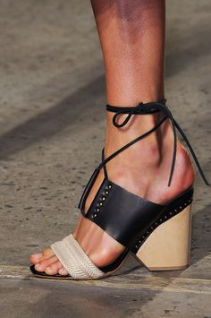 The Top 7 Shoe Trends For Spring 2015 Thakoon Spring 2015