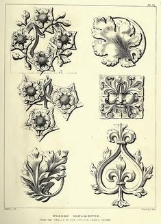 Gothic Ornaments (19)